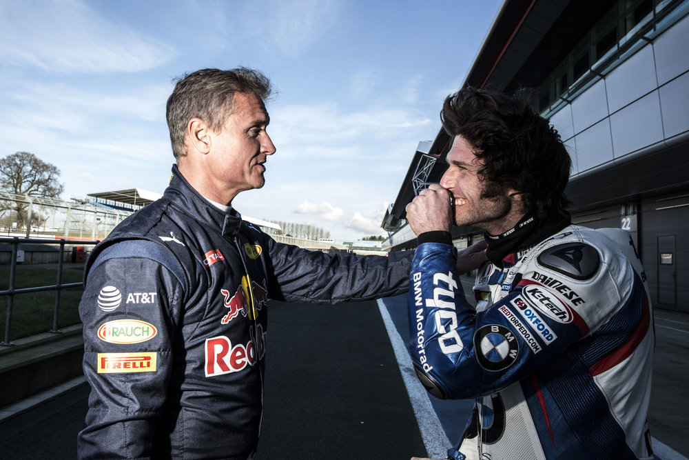 Guy Martin vs David Coulthard F1 Speed Special