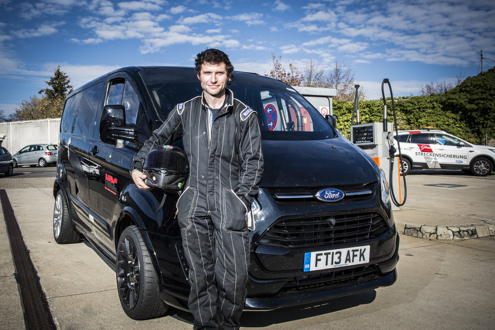 1b85d56fb0 Guy Martin  The World s Fastest Van  — North One TV