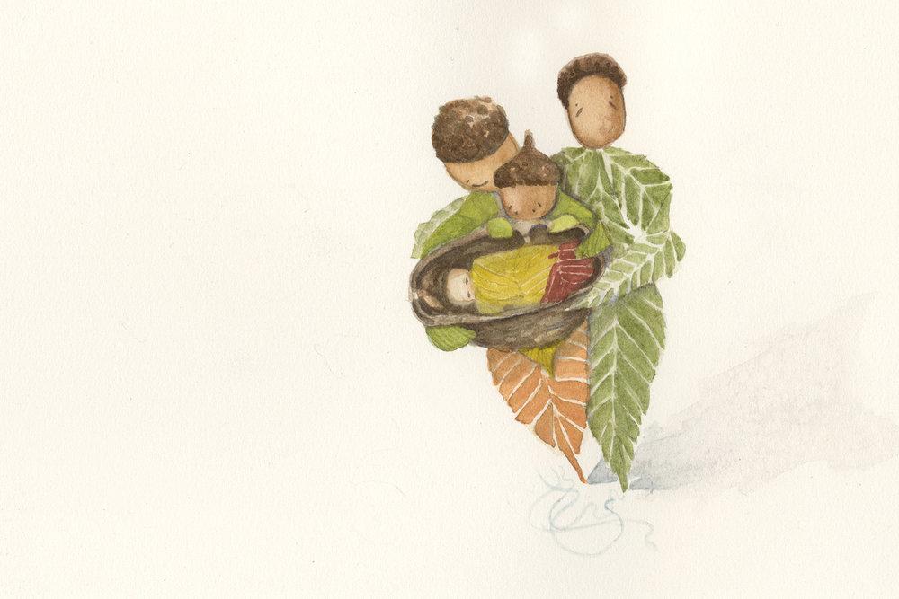 leaf family