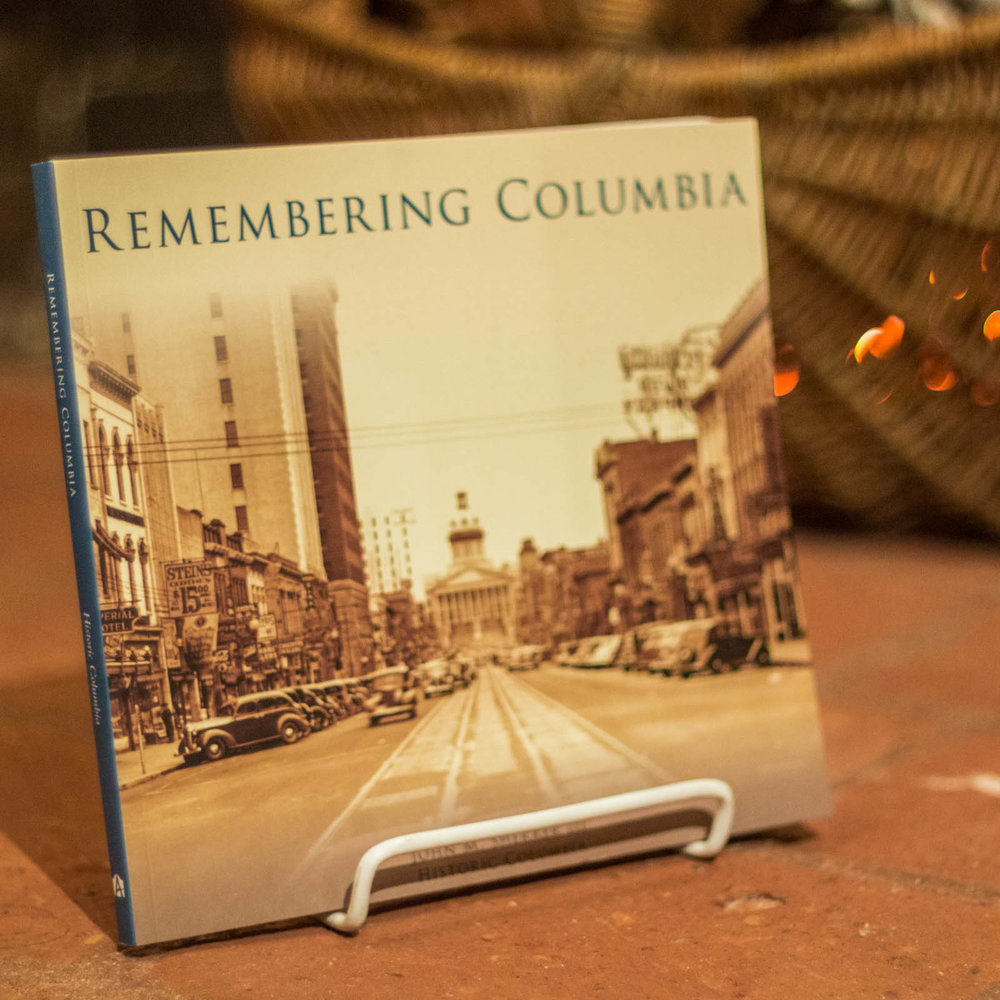 John Sherrer's Remembering Columbia