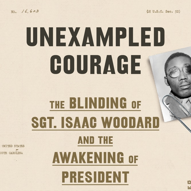 Richard Gergel's Unexampled Courage