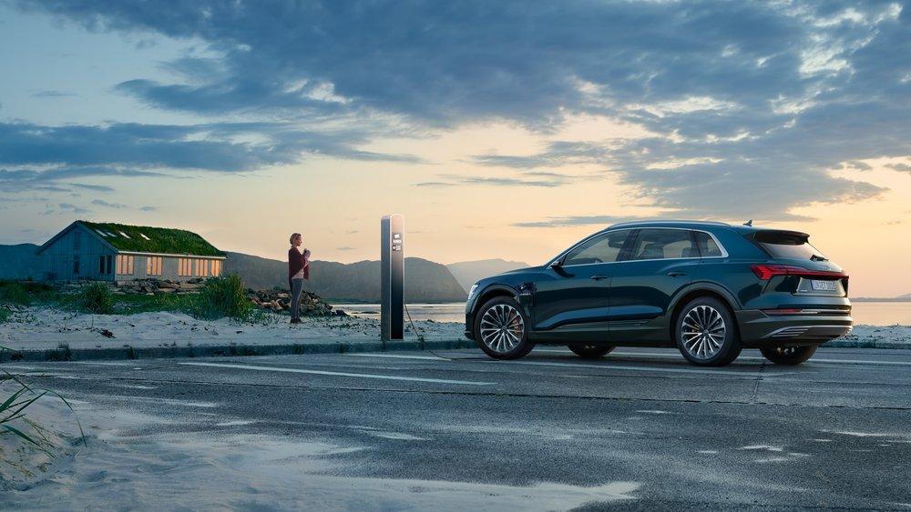 Audi e-tron - Ateles