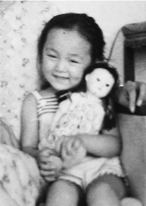 I had one doll growing up.