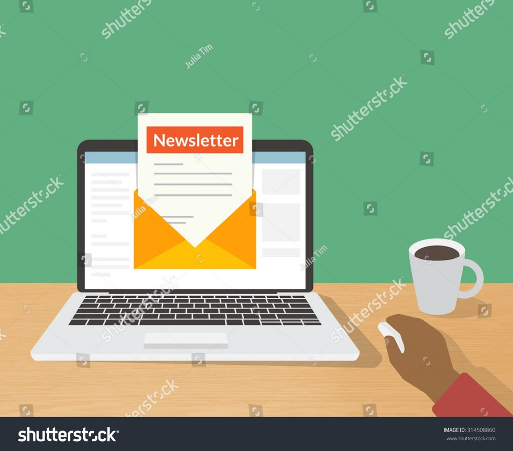stock-vector-flat-illustration-of-man-reading-daily-newsletter-on-his-laptop-at-home-314508860.jpg