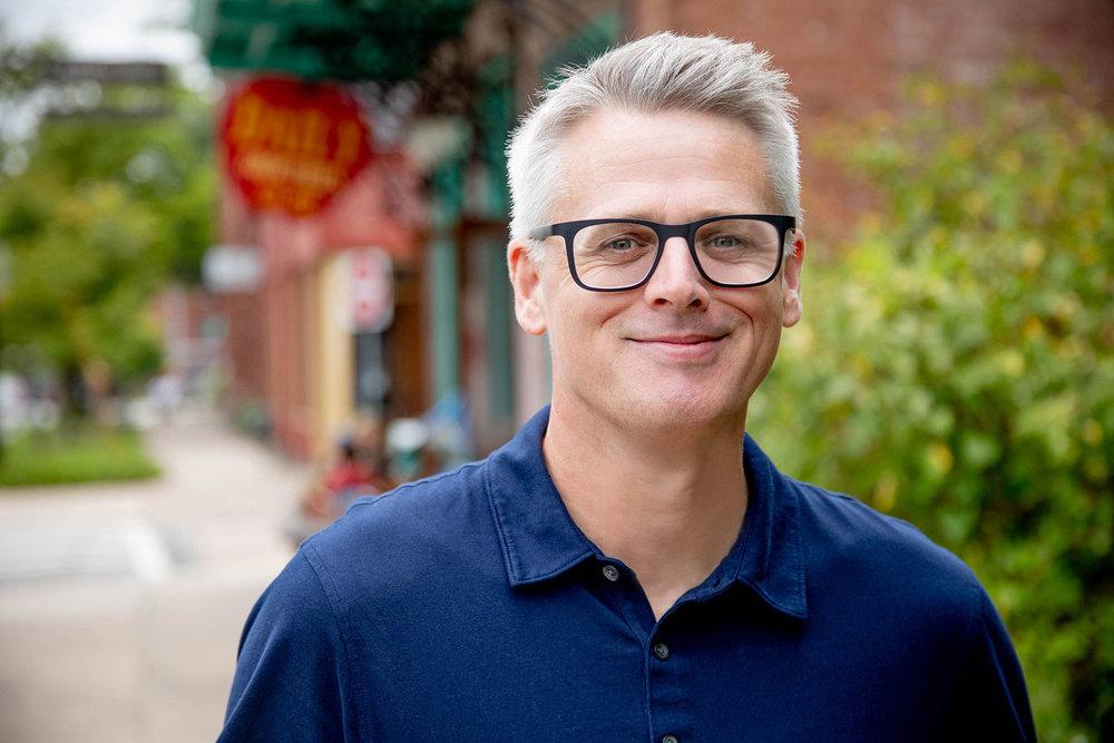 Brant Rackley, Broker/REALTOR@, Owner of Sound Real Estate