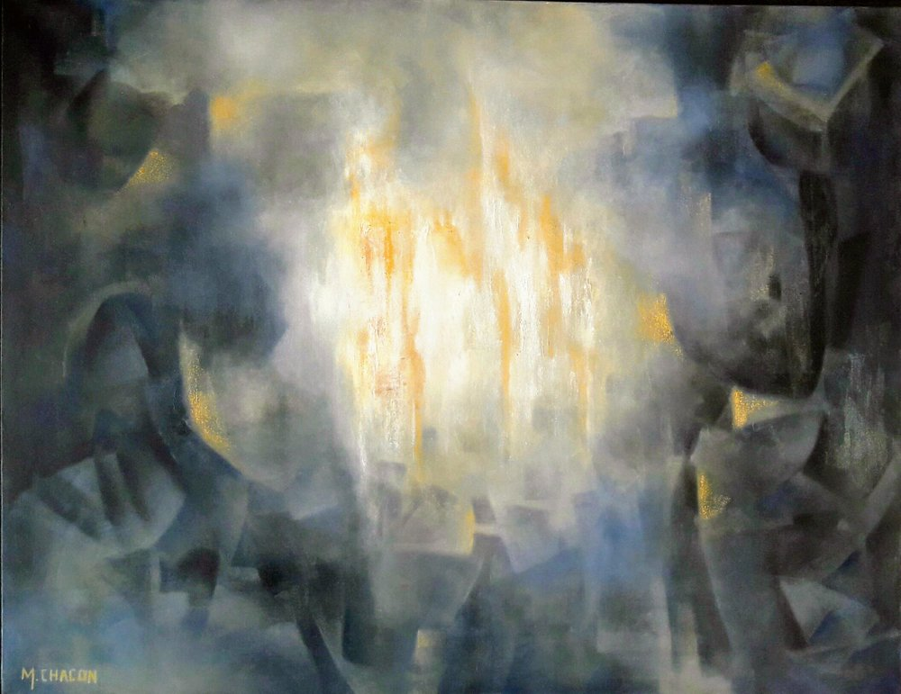 Áureo  Oleo/tela  70 x 90 cm
