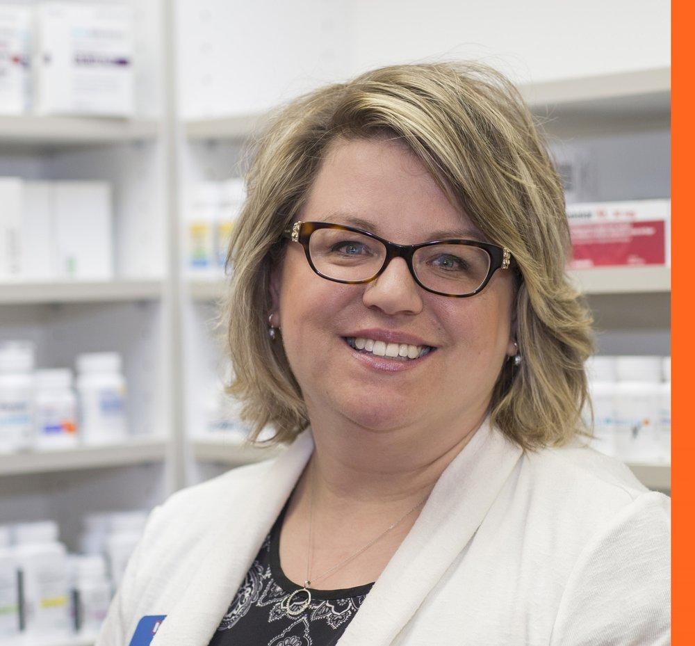Erin Albrecht, pharmacist, Manning, AB