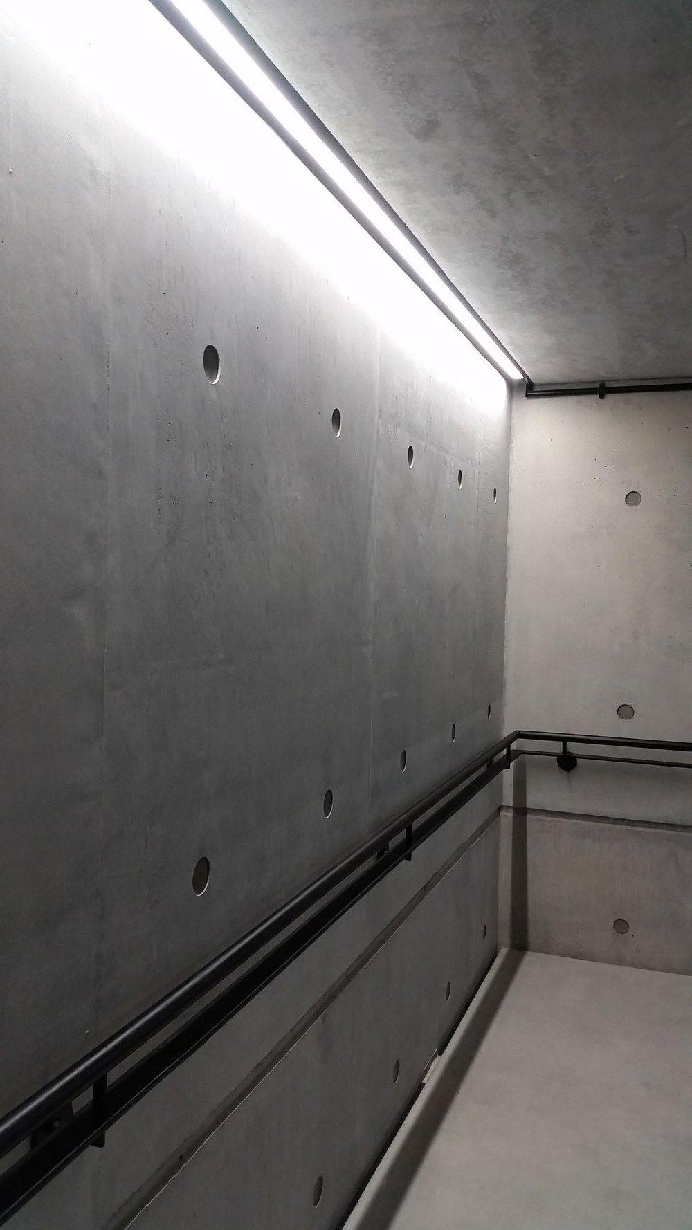 Tidbury Green Golf Course - PreCast Concrete Walls
