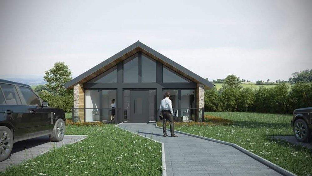 Tidbury Green Golf Course - Proposed Visuals
