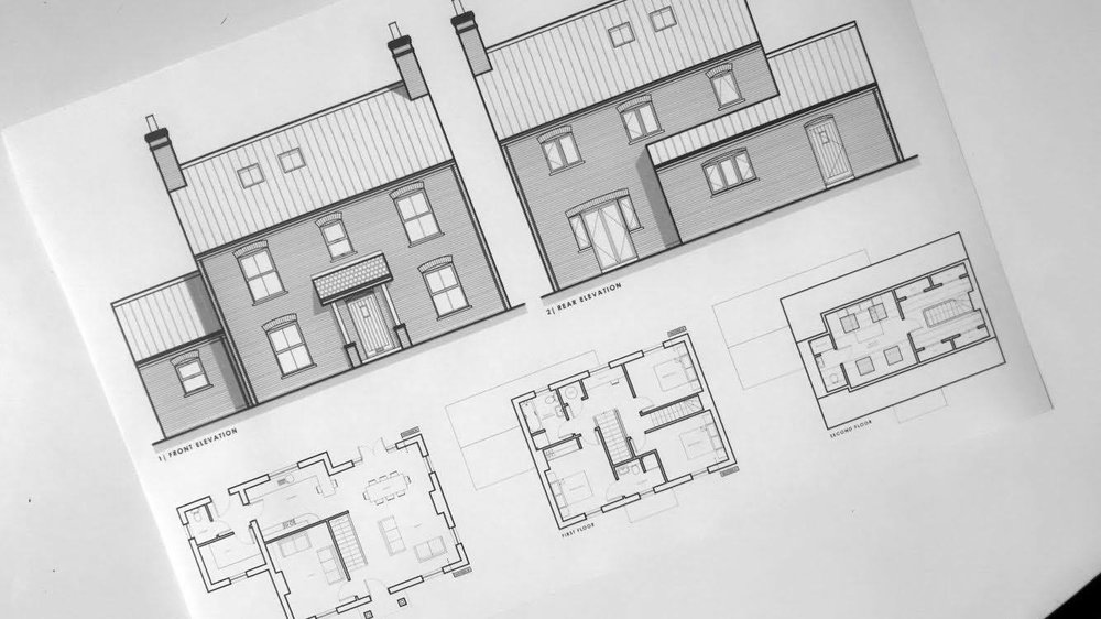 Tillygates -Proposed New Build (currently in planning)
