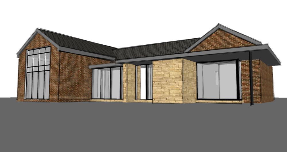 Llamados - Paragraph 55 House - Full Planning Permission Received