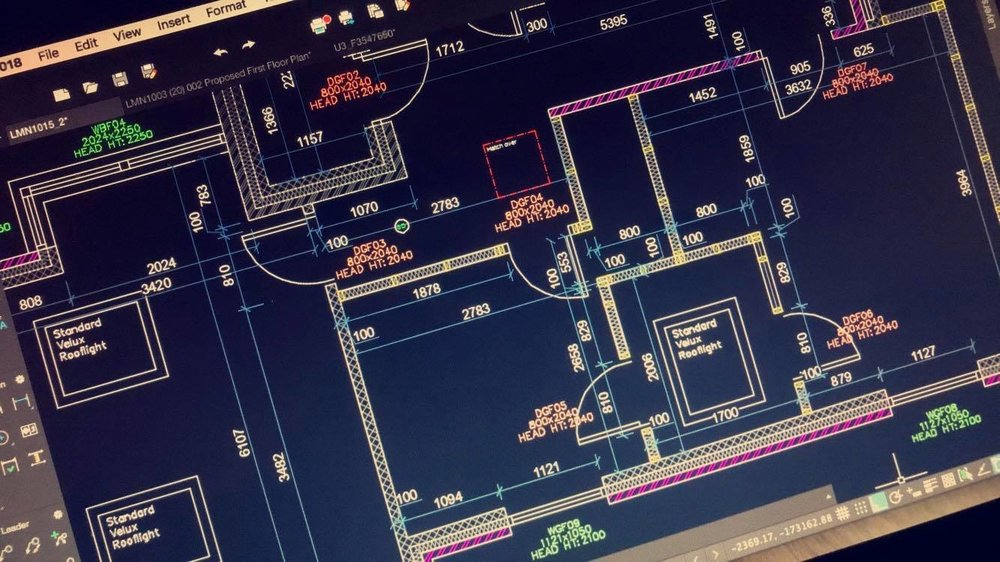 Llamados - Proposed Building Regulations Application