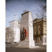RIBA6074  Cenotaph, Whitehall, London
