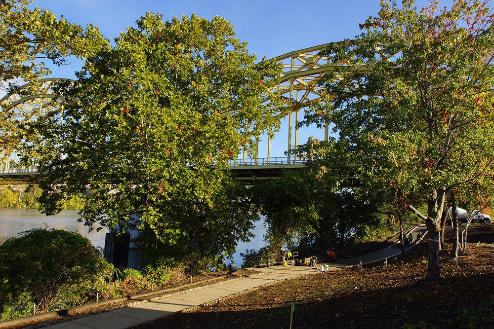 Allegheny Riverfront Trail
