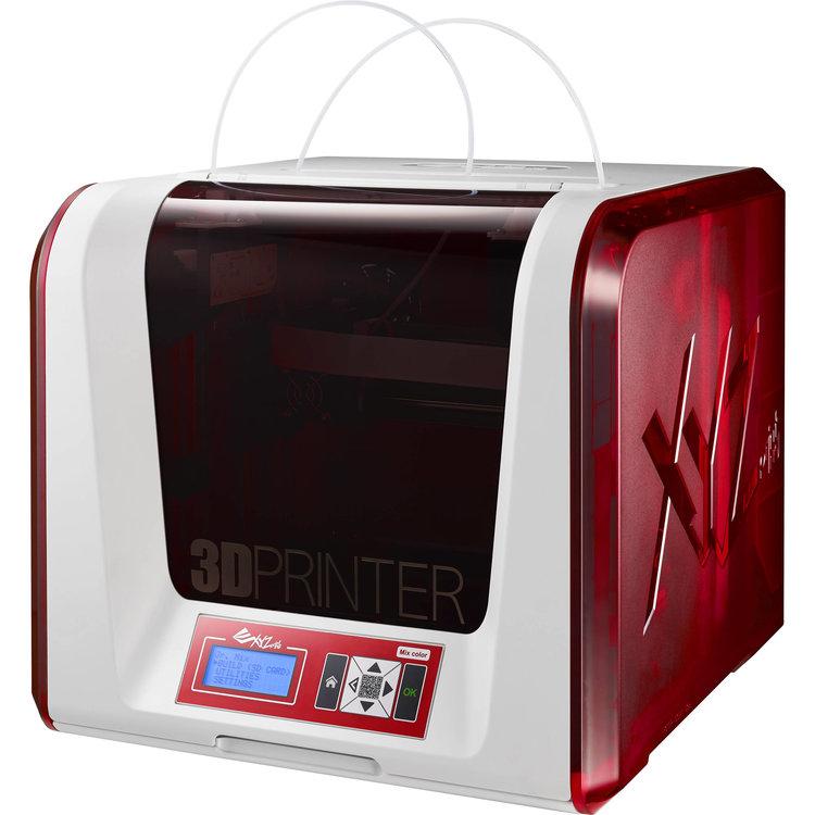 Da Vinci JR 2 0 Mix Form — Fargo 3D Printer Repair