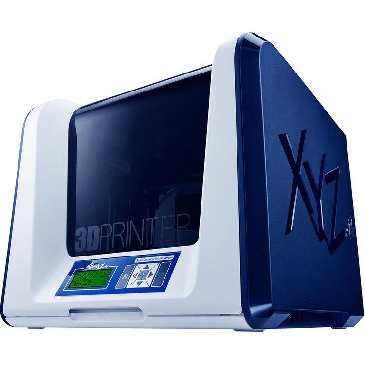 Da Vinci JR 1 0 3-in-1 Form — Fargo 3D Printer Repair
