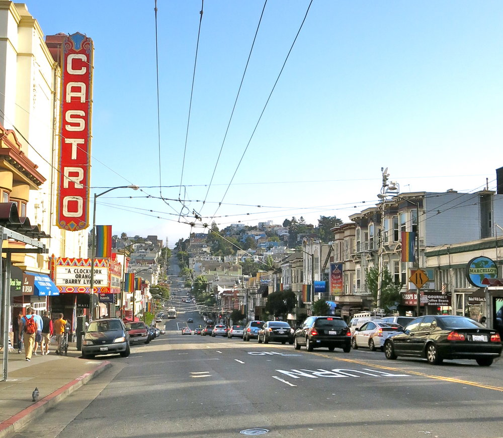 The Castro, San Francisco