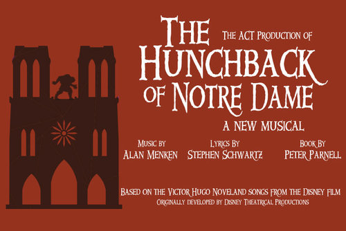 Disney's Hunchback of Notre Dame - a new musical
