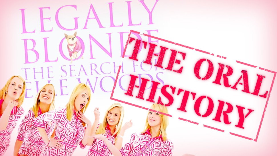 Omigod you guys, it's been ten years since  Legally Blonde  and MTV teamed up to find a new Broadway star. Here's how it happened, as told by the people who lived it.    CLICK    for the whole story!