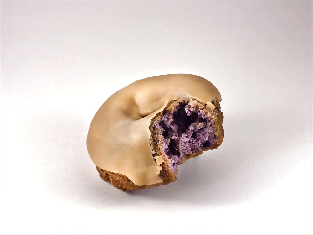 MAPLE ICED BLUEBERRY CAKE  $0.99/EACH