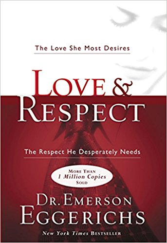 Love & Respect - Men and women operate completely different. If you don't study and learn, you'll never get an A in your relationship.