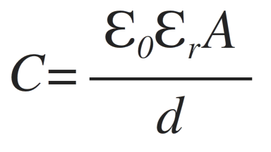 Basic Capacitor Equation