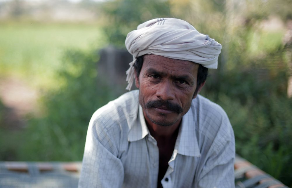 Hazariya Torsingh is an Adivasi farmer from Roligaon Village in Madhya Pradesh. Government and dam authorities harassed, threatened, and pressured scores of families, including Hazariya's, to demolish their own homes in the summer of 2017.