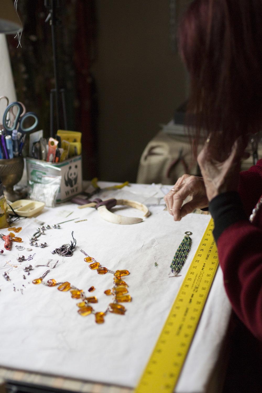 Jewelry Studio based in Sebastopol, California | Simma Chester