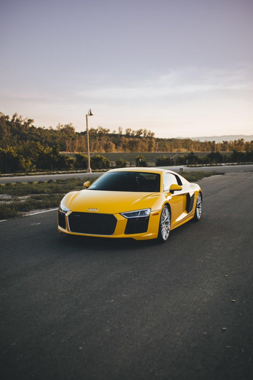 2017 Audi R8 V1o -