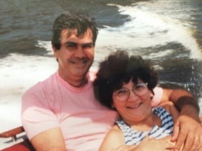 Iris Smith's Parents, Rocco & Giovanna