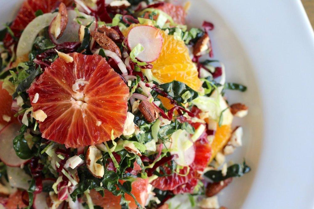 Brassica Salad