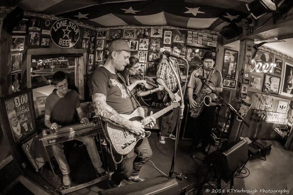 Ginny's Little Longhorn Saloon, Austin, TX Photo by: @KTYarbroughPhotography