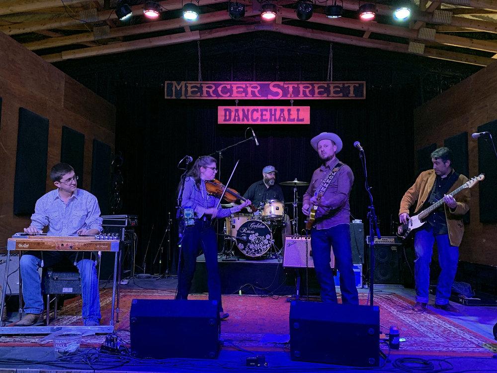 Mercer Street Dance Hall, Dripping Springs, TX