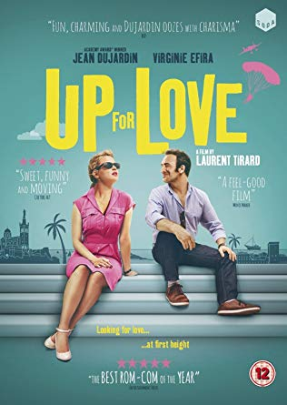 Up For Love - The Cover says it all. This is a modern day french rom-com that's as wise as it is funny and sweet! I don't want to give too much away but let's just say this movie won't fall short of your expectations.