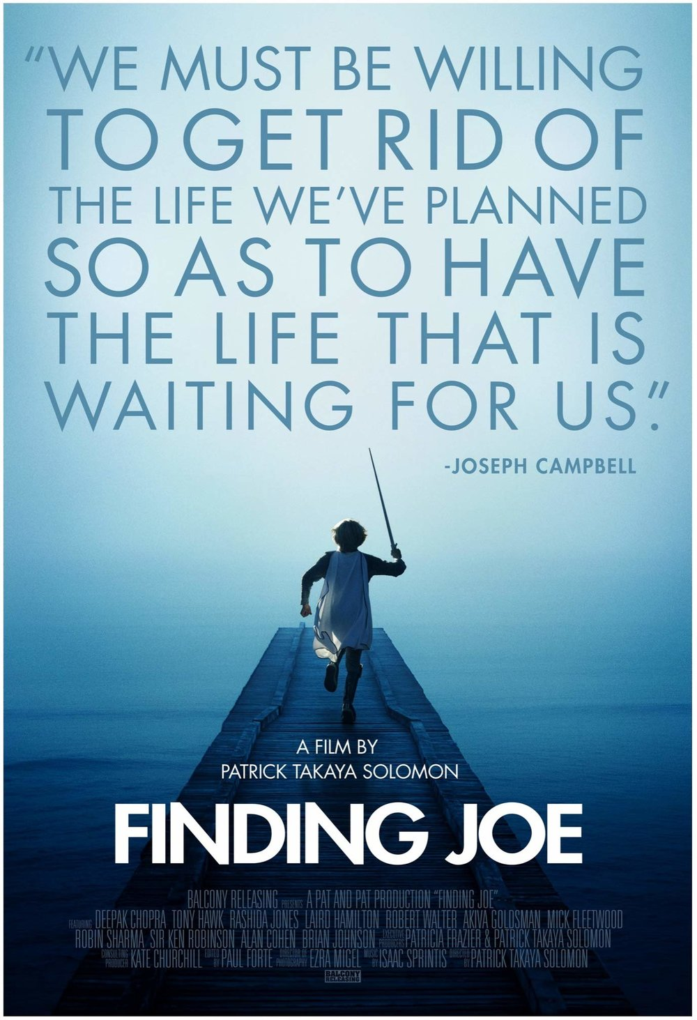 Finding Joe - A beautiful visual description of the Heroes Journey (as described by Joseph Campbell). The Heroes Journey is a lifelong journey all of us embark upon on our way to discovering our purpose and sharing our gifts with the world.