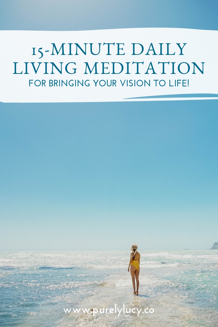 15-Minute Daily Living Mediation: Vision || @purelylucy