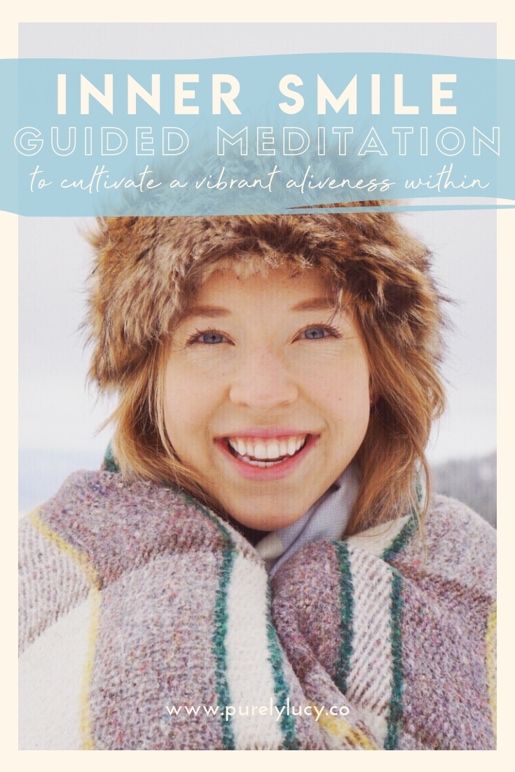 Inner Smile Guided Meditation || @purelylucy