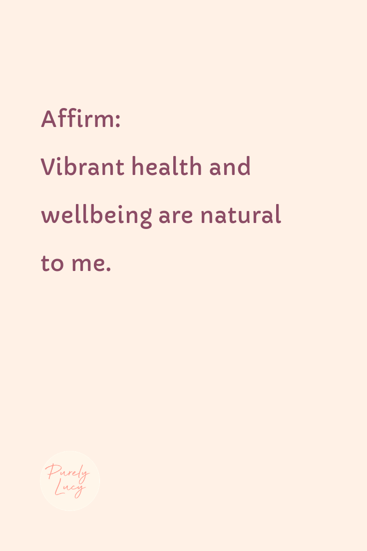 Vibrant Health & Wellbeing Guided Meditation || www.purelylucy.co