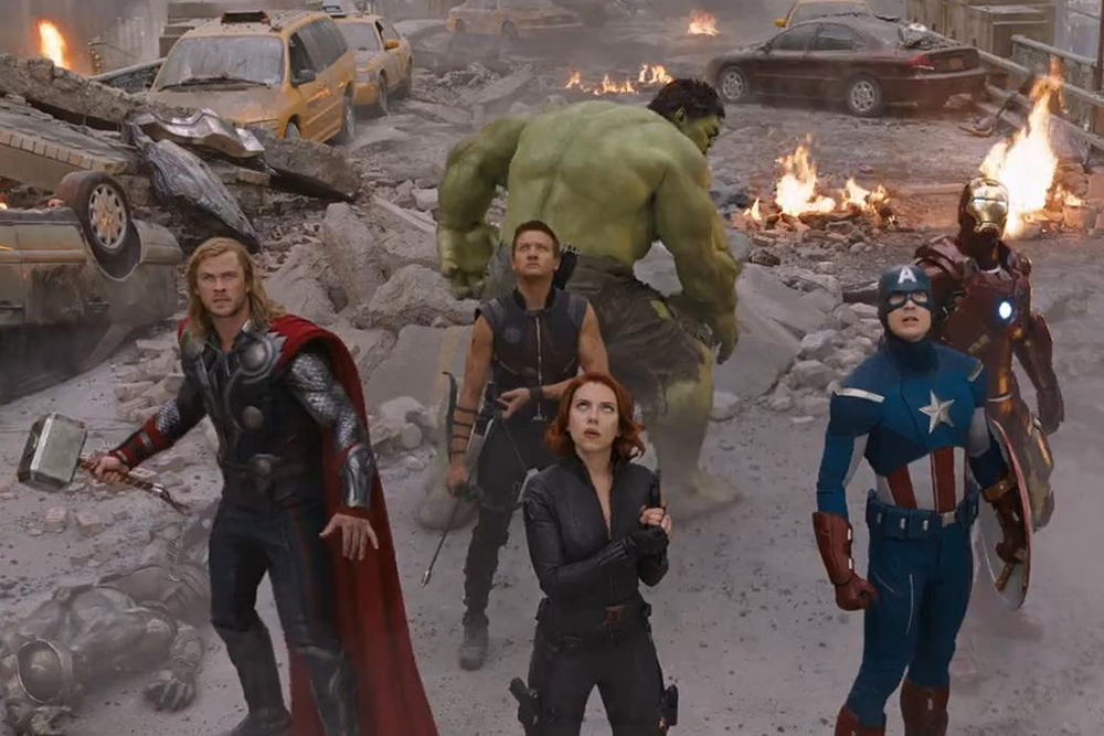 Team Report: The Avengers