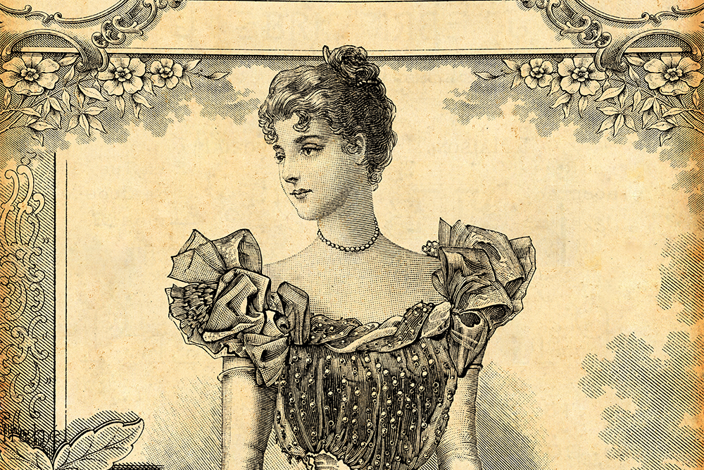 Wayback Advice: Ladies' Book of Etiquette