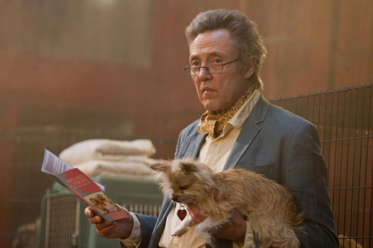 Christopher Walken is Possibly the Only Advisor You Need