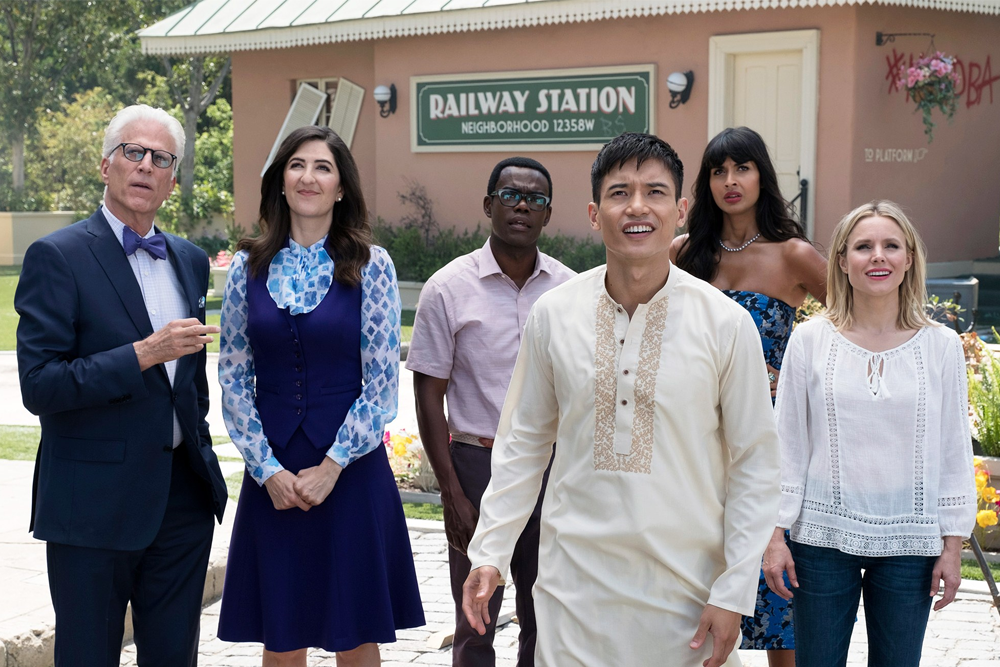Team Report: The Good Place