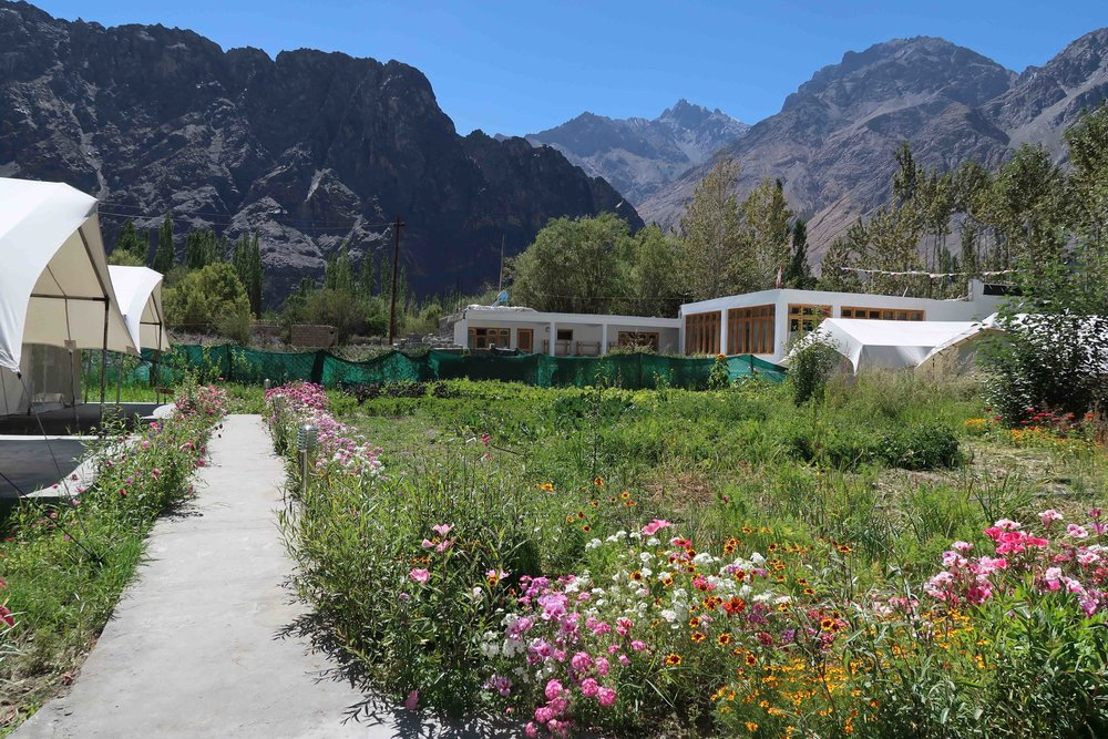 Apple Cottage in Hunder, Nubra Valley - India
