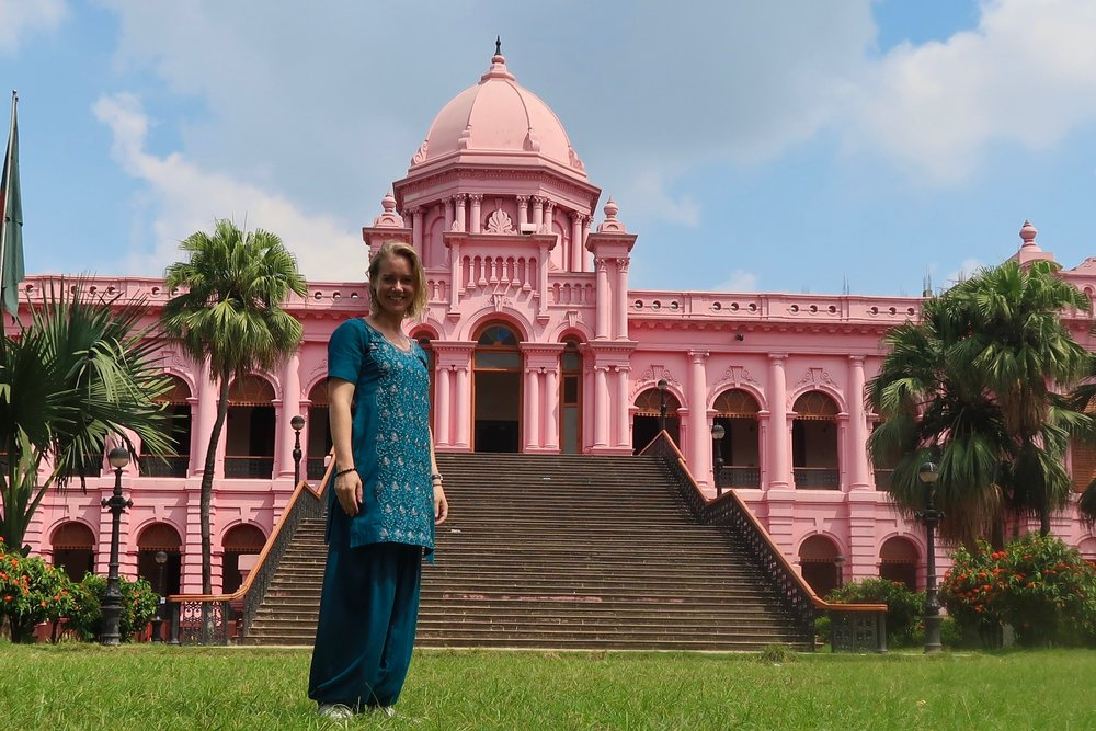 Pink Palace Dhaka