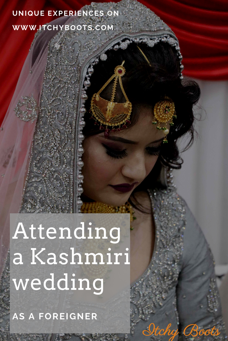 Attending a Kashmiri wedding as a foreigner was a truly unique experience. Read more on www.itchyboots.com.