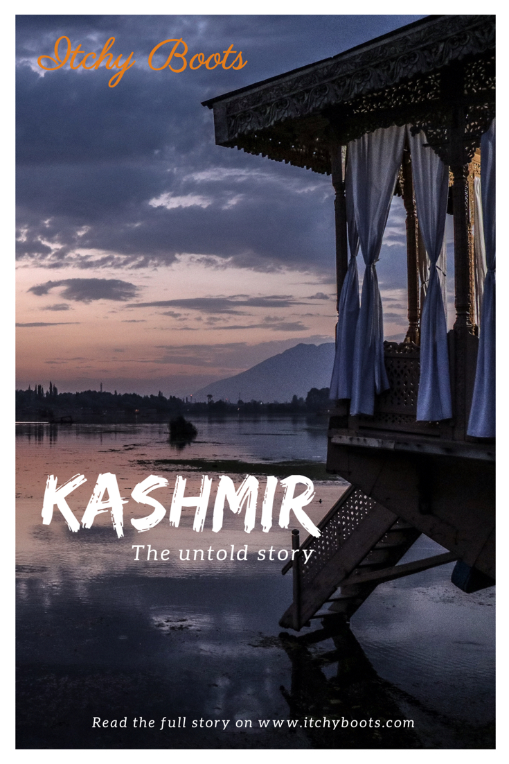 Kashmir - the Untold Story. Militancy over the past 20 years and a view on the current situation in Kashmir, India.