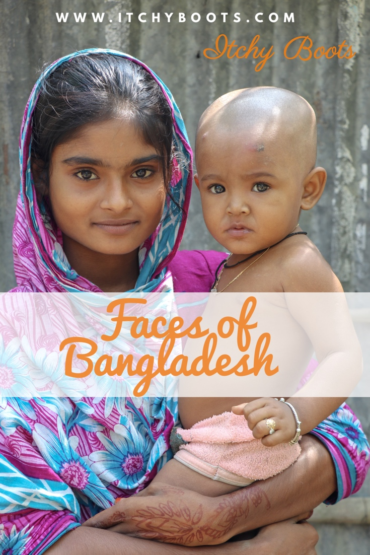 Face of Bangladesh - a country in 10 portraits