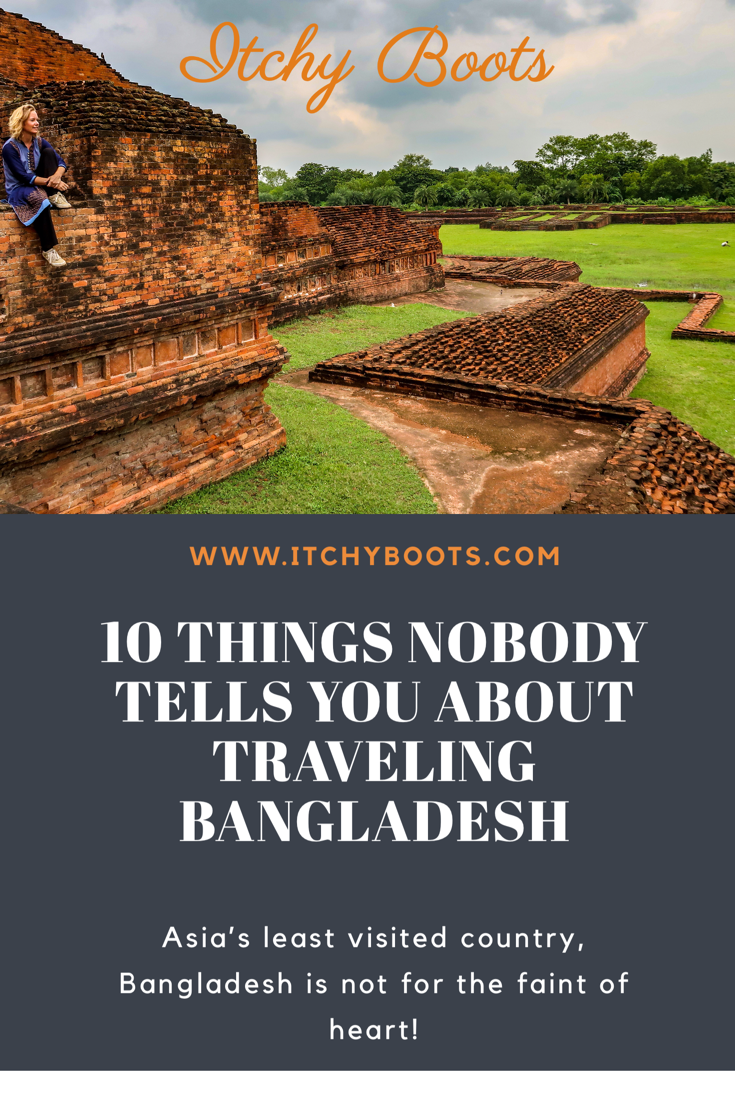 What do I need to know about traveling in Bangladesh? Here are 10 things nobody tells you about traveling in Bangladesh!