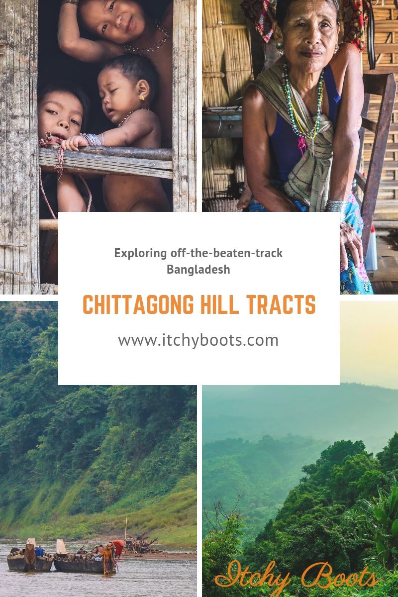 Off-the-beaten track adventures in the Chittagong Hill Tracts, Bangladesh