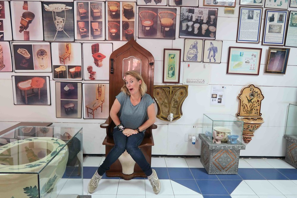 Check out these quirky Museum of toilets in Delhi! Have a fire paan in Delhi! Or try one of these other unusual things to do in Delhi..